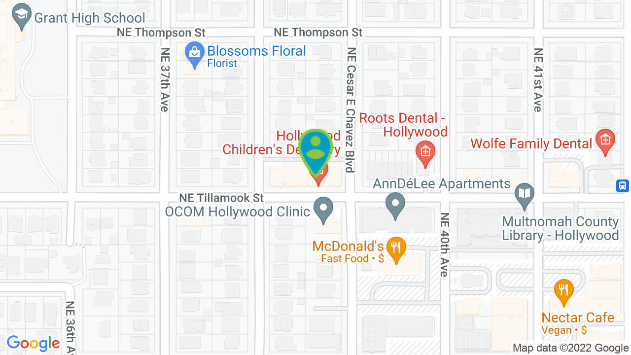 Map of Lodestone Commercial