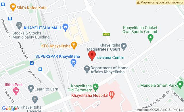 8 Mzala Street (Corner of Mzala & Julius Tsholo Streets, Khayelitsha, Cape Town, 7784, South Africa