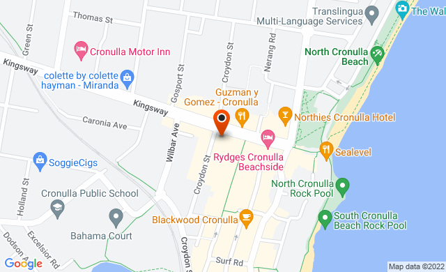30 Kingsway, Cronulla NSW 2230, Australia
