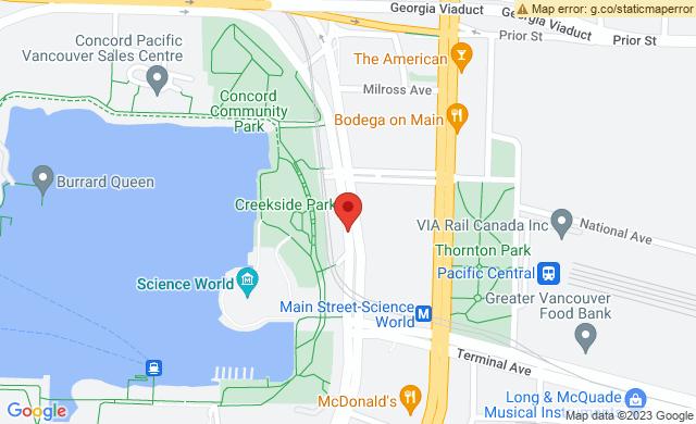 455 Quebec St, Vancouver, BC V6Z 2R6, Canada