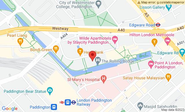 Waterside House, 35 N Wharf Rd, London W2 1NW, UK