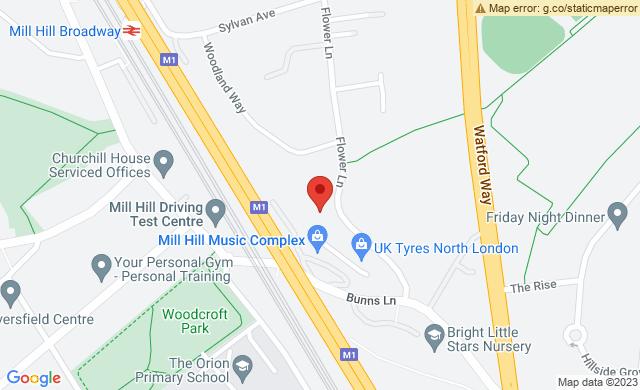 Mill Hill Park, Flower Lane, Barnet