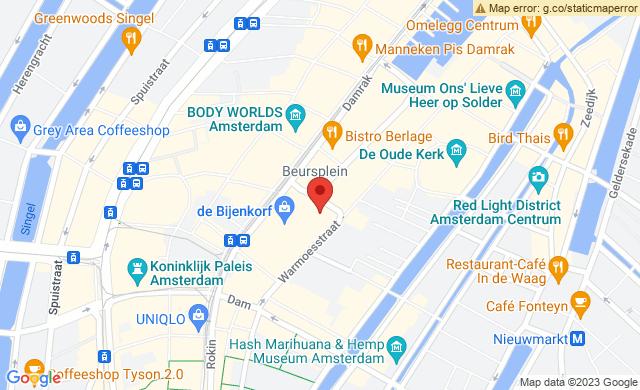 1 Dam Amsterdam NH 1012