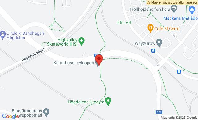 Magelungsvägen 170, 124 59 Bandhagen, Sverige