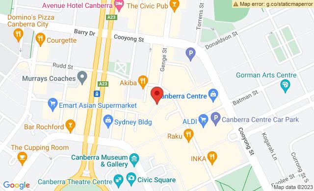 Garema Place, Canberra, Australian Capital Territory