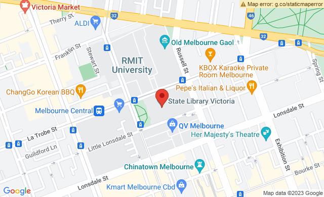 State Library of Victoria, Swanston Street, Melbourne, Victoria