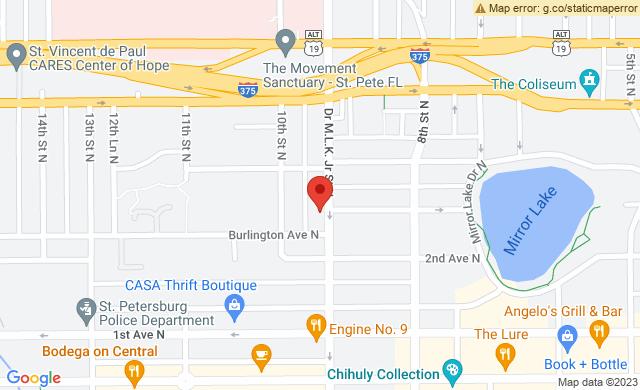 244 Dr M.L.K. Jr St N, St. Petersburg, FL 33705, USA