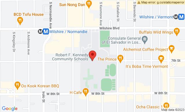 RFK Community Schools, South Catalina Street, Los Angeles, CA, United States