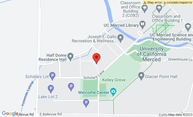 UC Merced, Lake Road, Merced, CA, United States