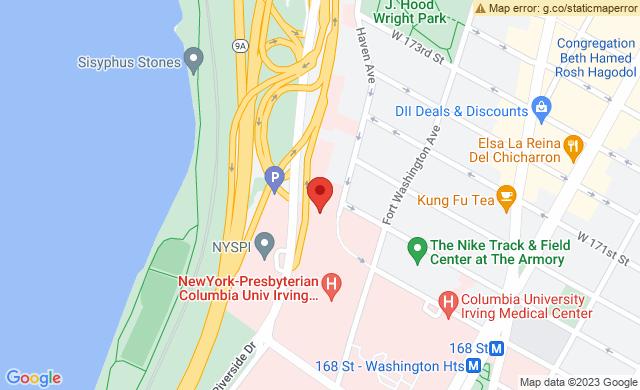40  Haven Ave New York NY 10032