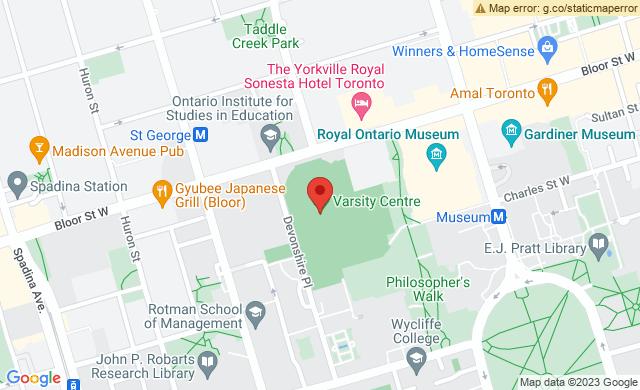 Varsity Stadium, Bloor Street West, Toronto, ON, Canada