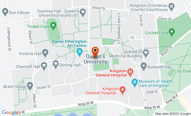 Queen's University Kingston Ontario