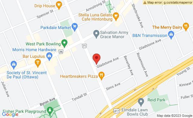 429 Parkdale Ave, Ottawa, ON K1Y 1H3, Canada