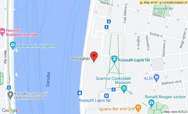 Budapest, Kossuth Lajos tér 1-3, 1055 Magyarország