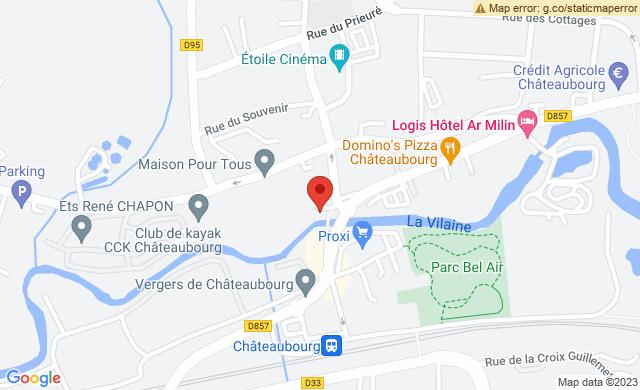 1 rue de Paris Châteaubourg Bretagne 35220