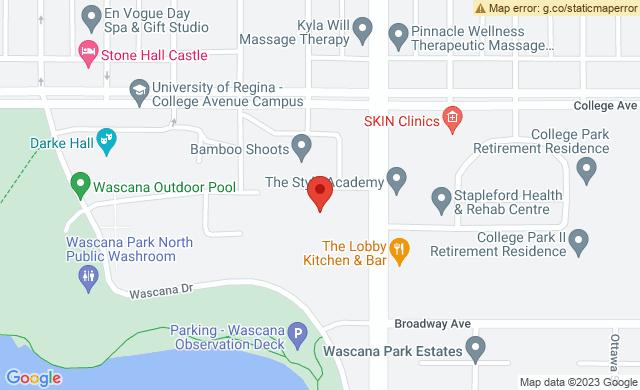 CBC Saskatchewan, Broad Street, Regina, SK