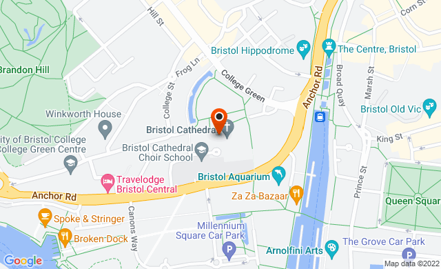 College Green, Bristol, UK