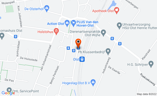 Olst, Station, Olst, Nederland