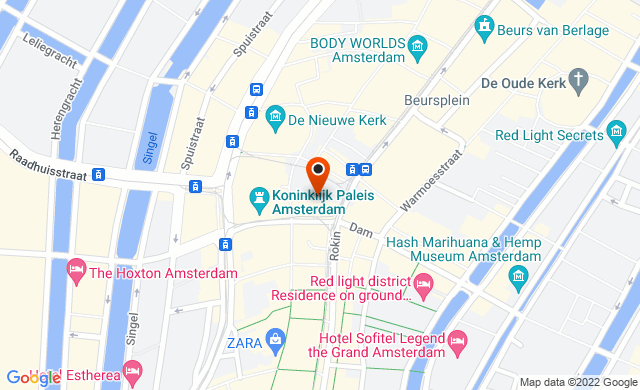 Dam, Amsterdam, Nederland