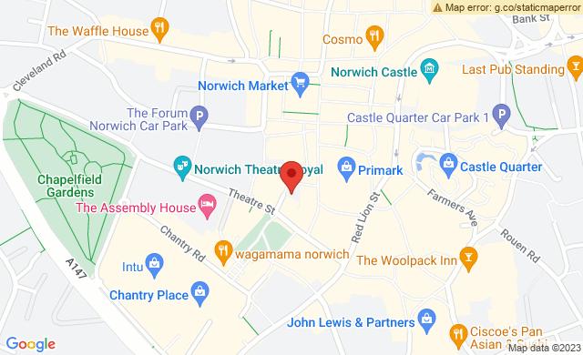 18 Haymarket Norwich NR2 1QJ United Kingdom
