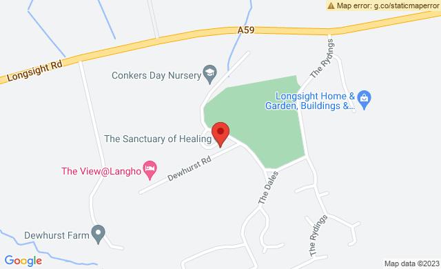 The Sanctuary of Healing, Dewhurst Road, Langho, Blackburn, UK
