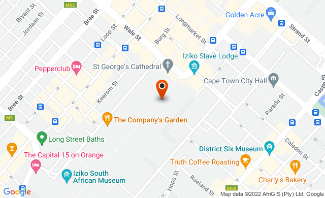 18 Government Ave, Cape Town City Centre, Cape Town, 8000, South Africa