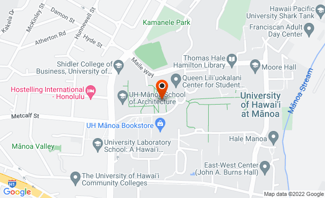 University of Hawaii at Manoa, Campus Road, Honolulu, HI, United States