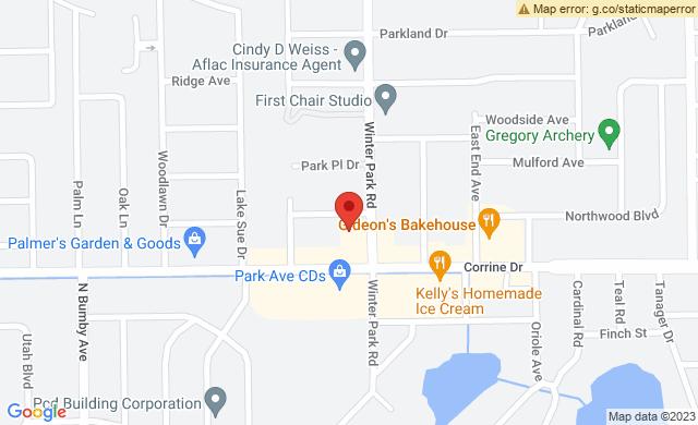 1842 E Winter Park Rd Orlando, FL 32803