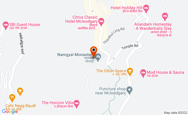 Temple Rd, McLeod Ganj, Dharamshala, Himachal Pradesh 176219, India