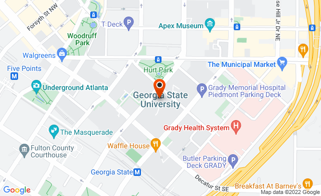 Georgia State University Atlanta GA 30302