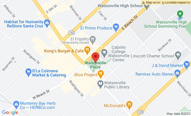 Watsonville City Plaza, Main Street, Watsonville, CA, United States