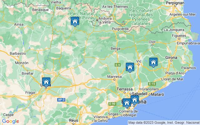 Muestra el mapa interactivo