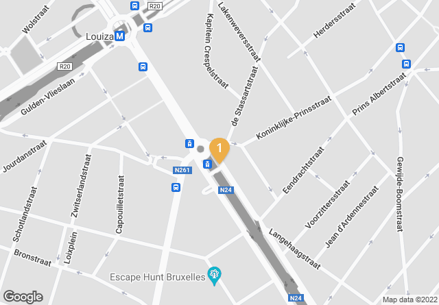 Rent office space in Brussels, Louizalaan / Avenue Louise Louizalaan / Avenue Louise 54 Brussels Elsene