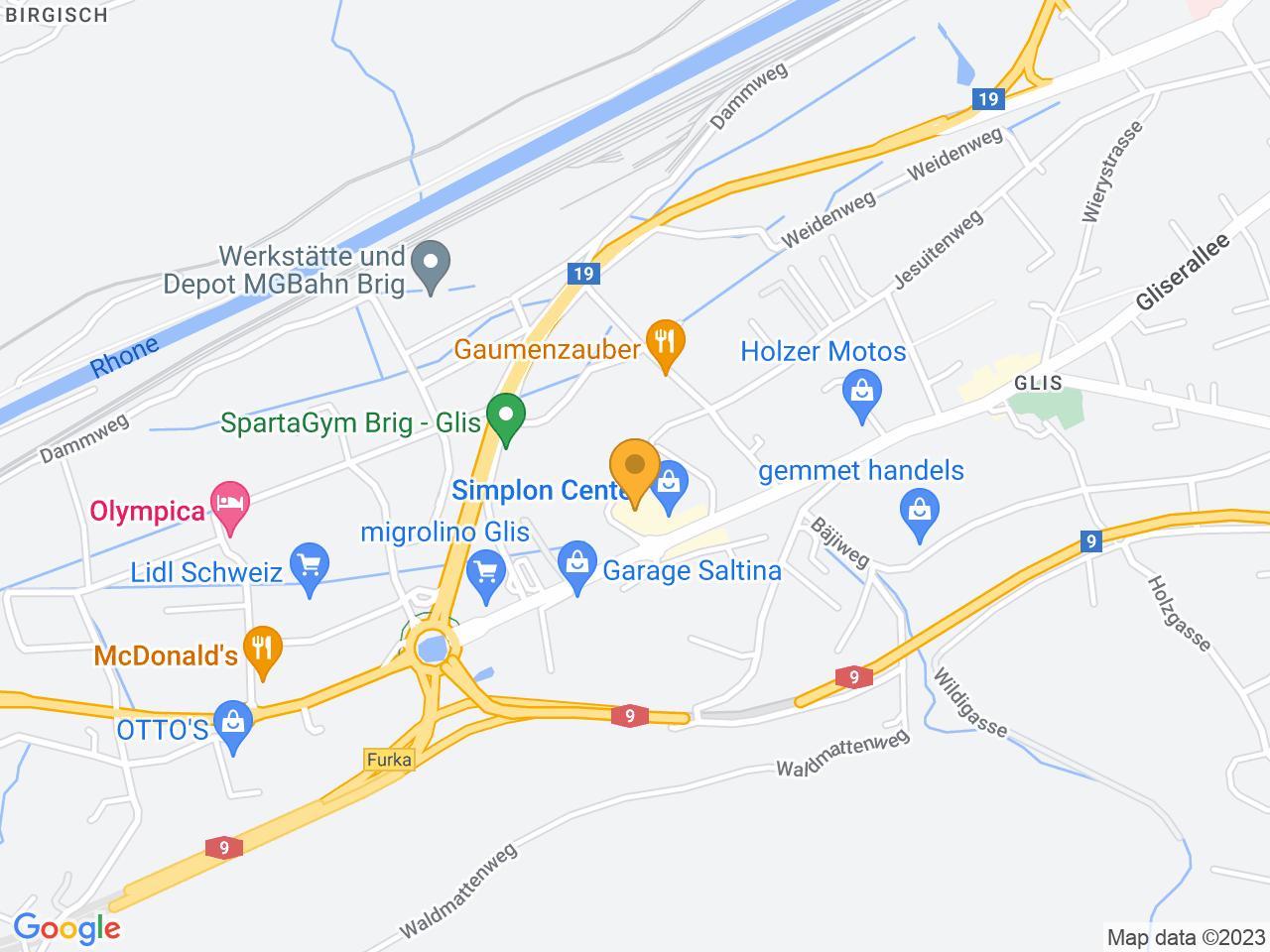Kantonsstrasse 58, 3902 Glis