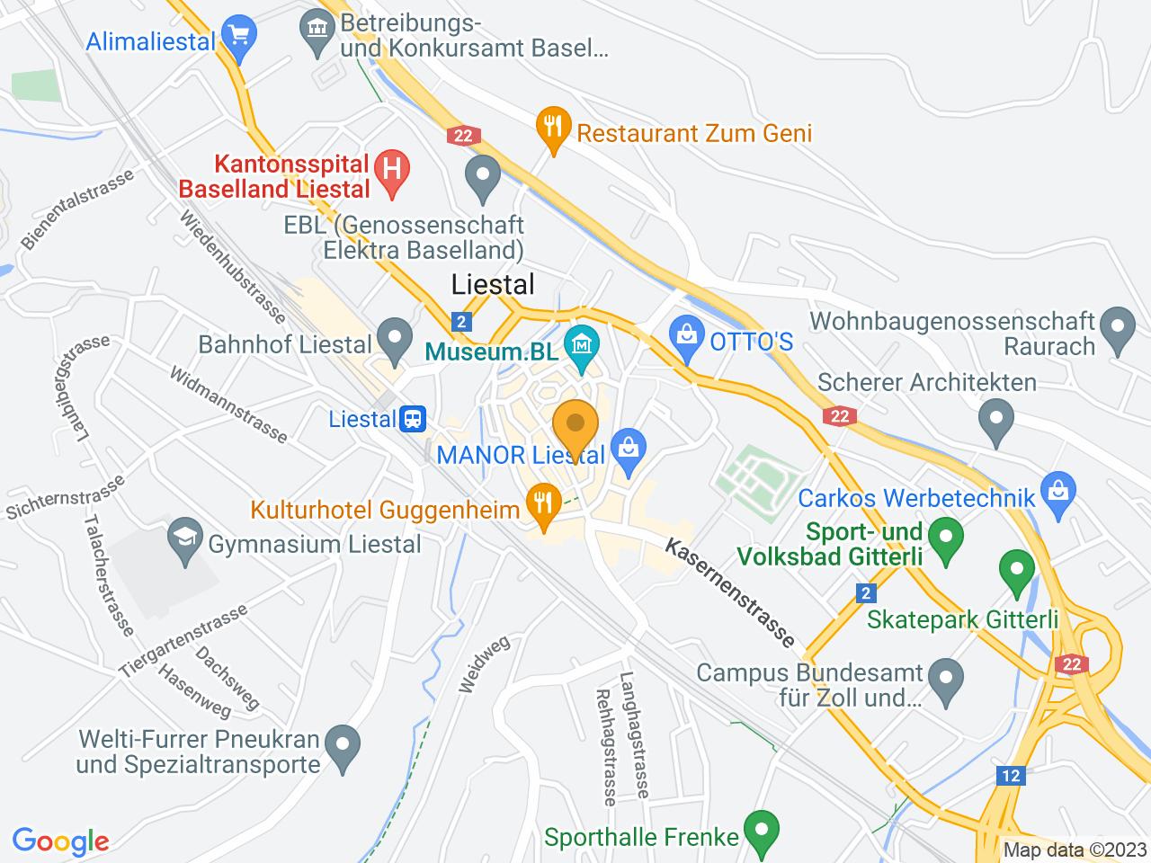 Rathausstrasse 53, 4410 Liestal