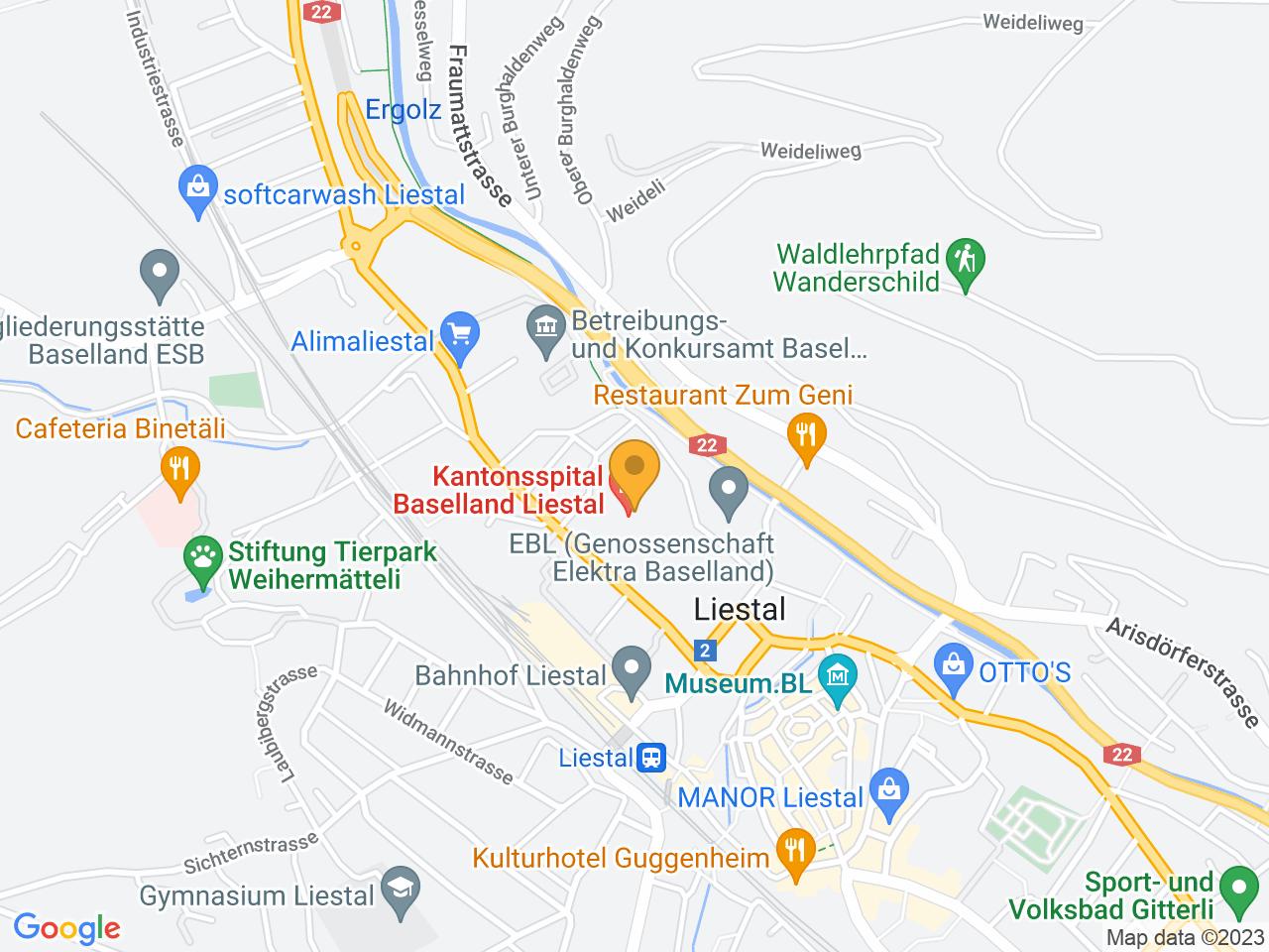 Rheinstrasse 26, 4410 Liestal