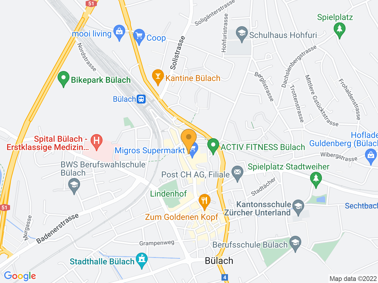 Sonnenhof 1, 8180 Bülach