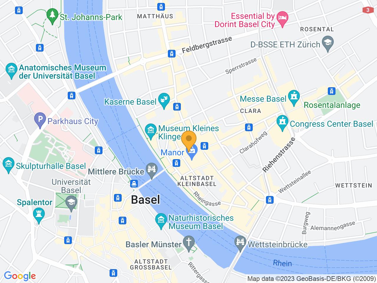 Greifengasse 17, 4058 Basel