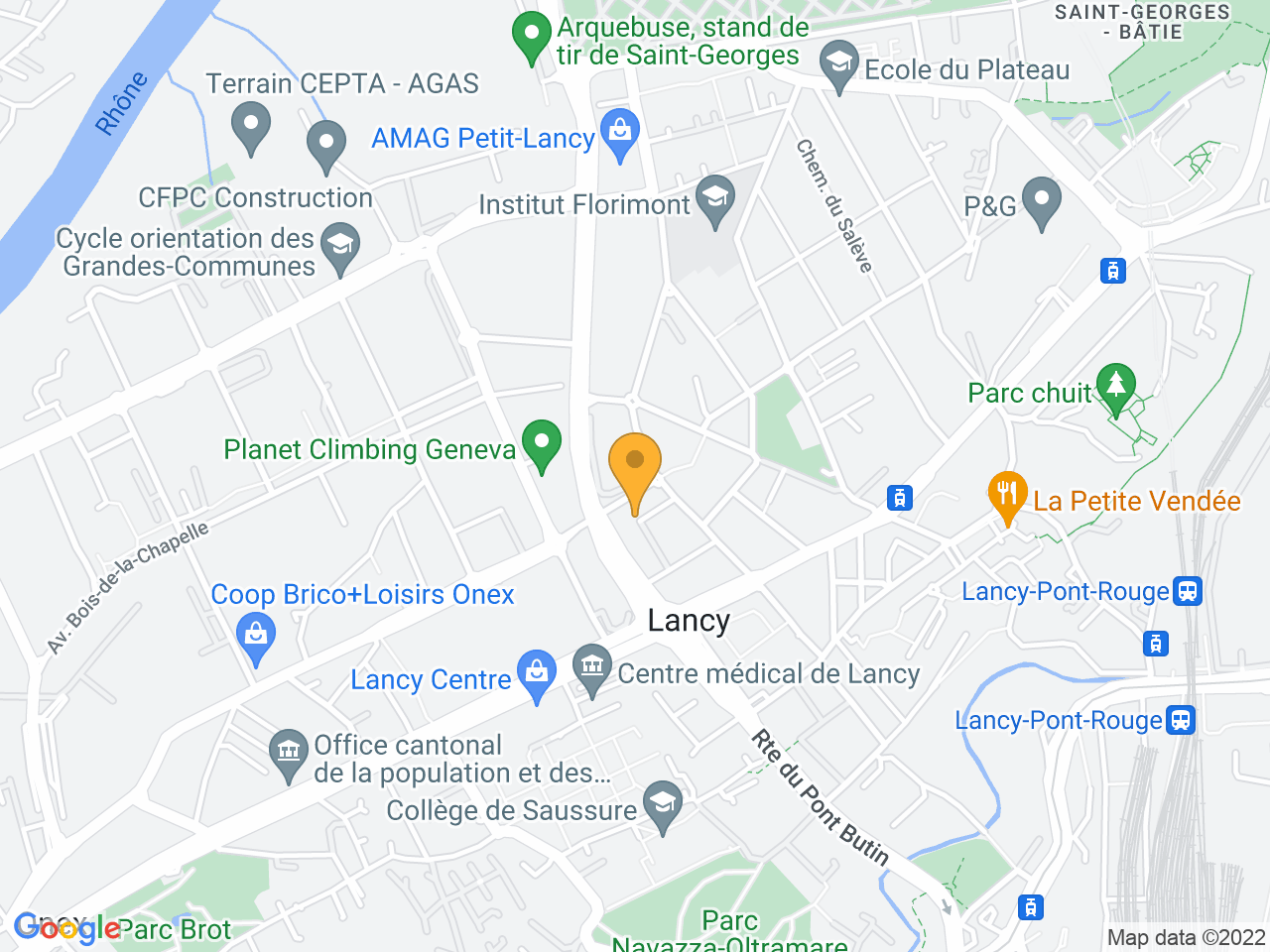 Chemin des Esserts 11B, 1213 Petit-Lancy