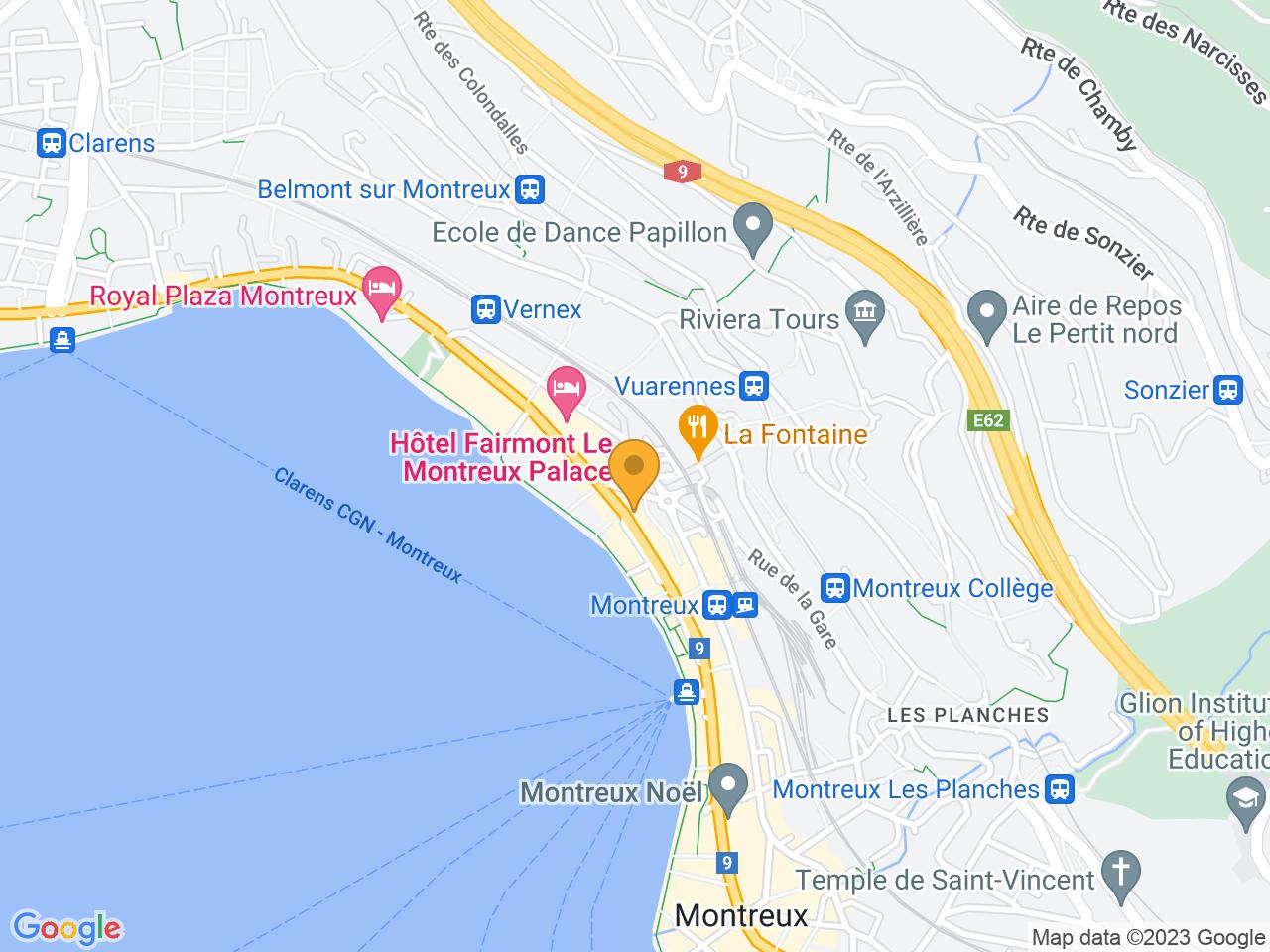 Grand Rue 92, 1820 Montreux