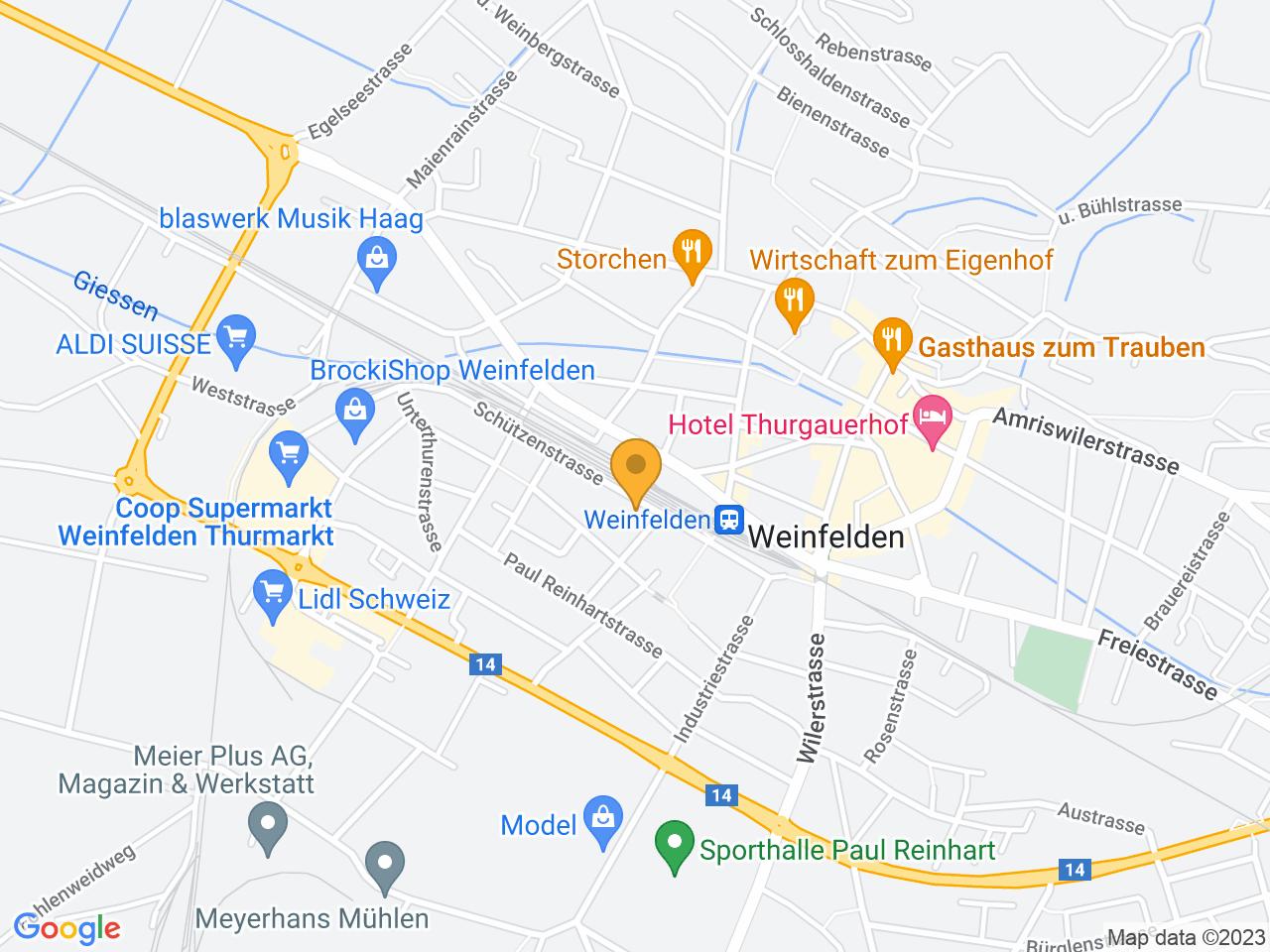 Schützenstrasse 15, 8570 Weinfelden