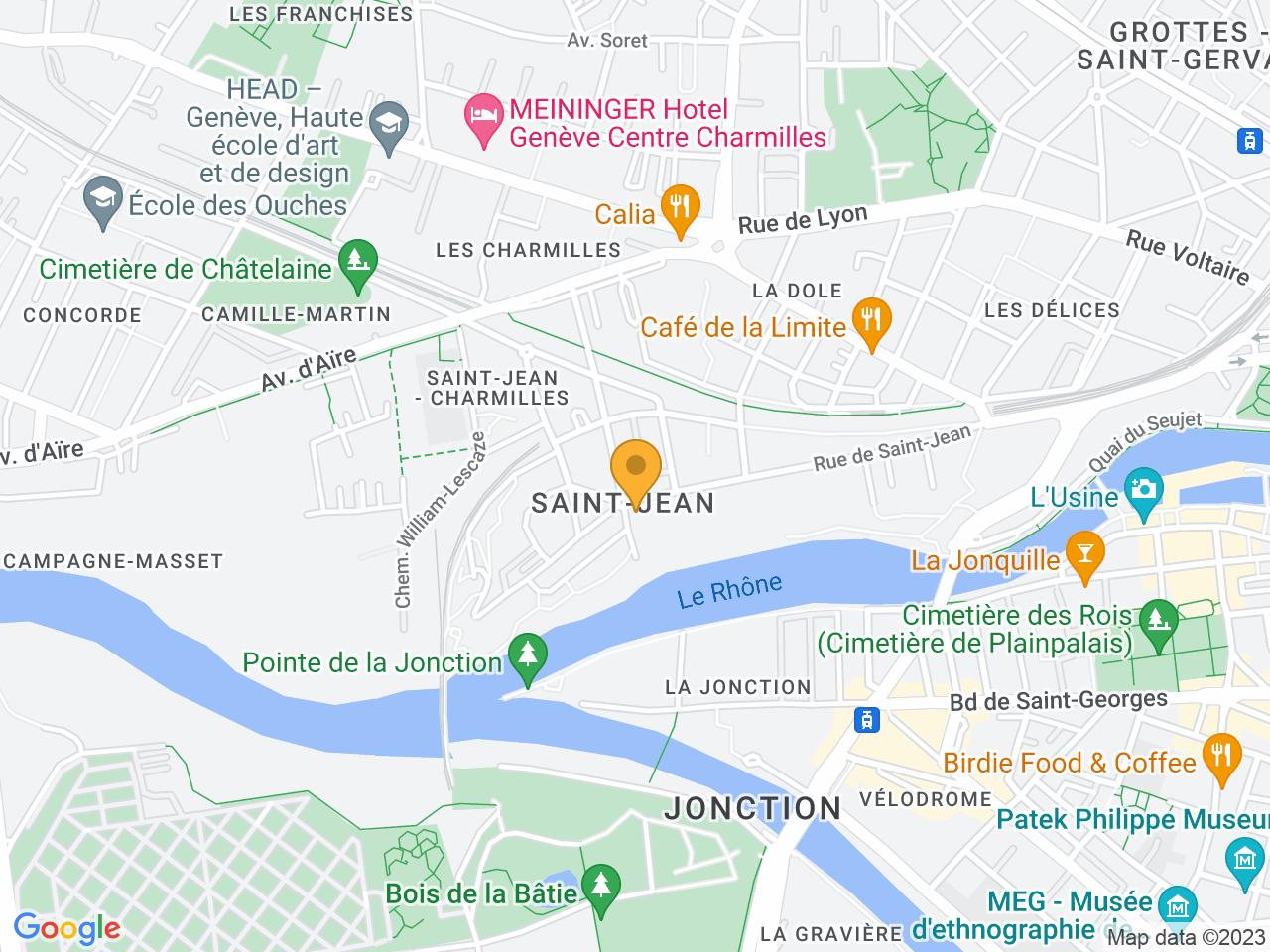 Rue de Saint-Jean 2, 1203 Genève