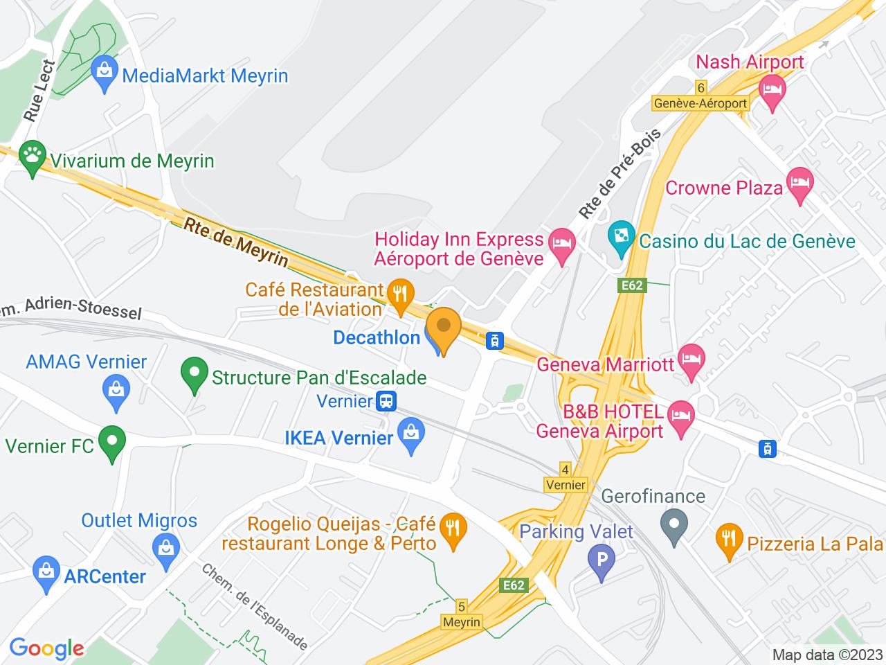 Route de Meyrin 171, 1214 Vernier