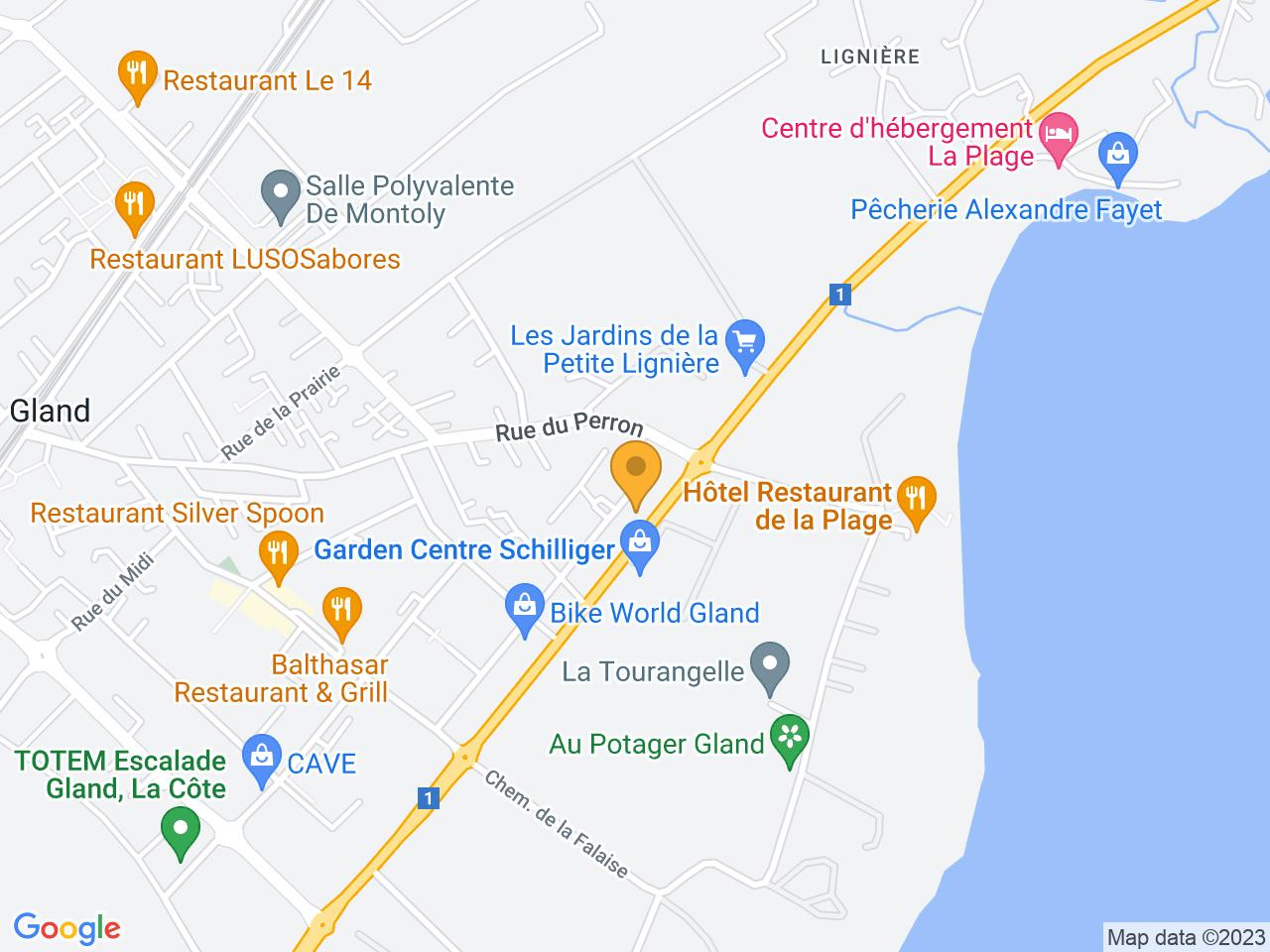 Rue de Riant-Coteau 7, 1196 Gland