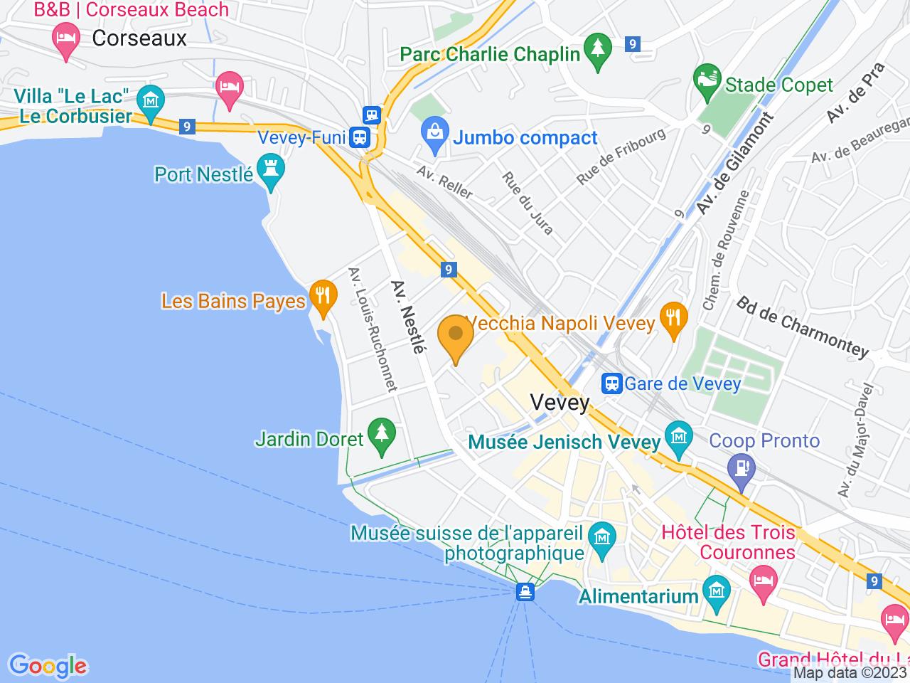 Rue de la Byronne 20, 1800 Vevey