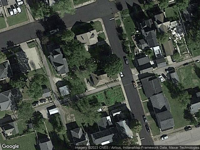 219 Mulberry Street Mount Vernon, IN 47620 Satellite View