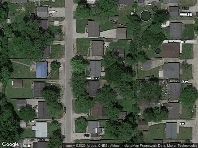 2524 S Saint James Boulevard Evansville, IN 47714 Satellite View