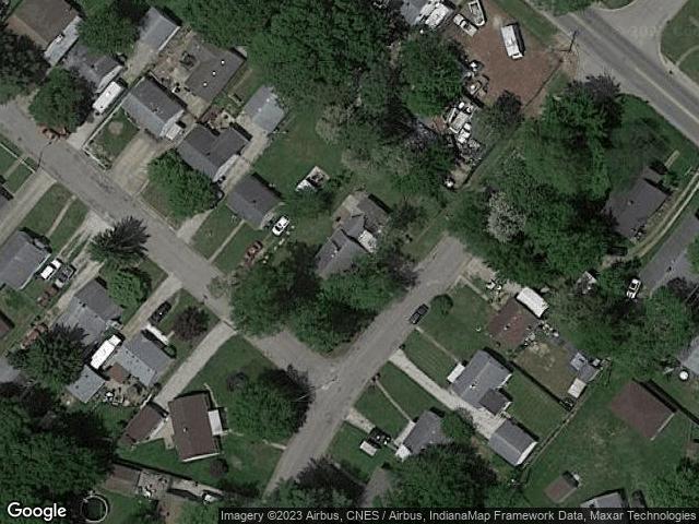 1955 HERBERT Avenue Evansville, IN 47714 Satellite View