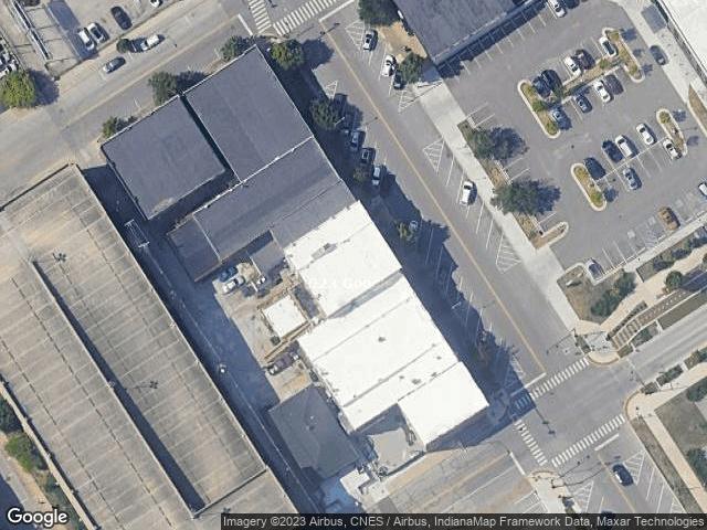 115 SE Fourth Street #A Evansville, IN 47708 Satellite View