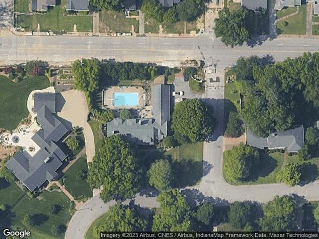 1 Johnson Place Evansville, IN 47714 Satellite View